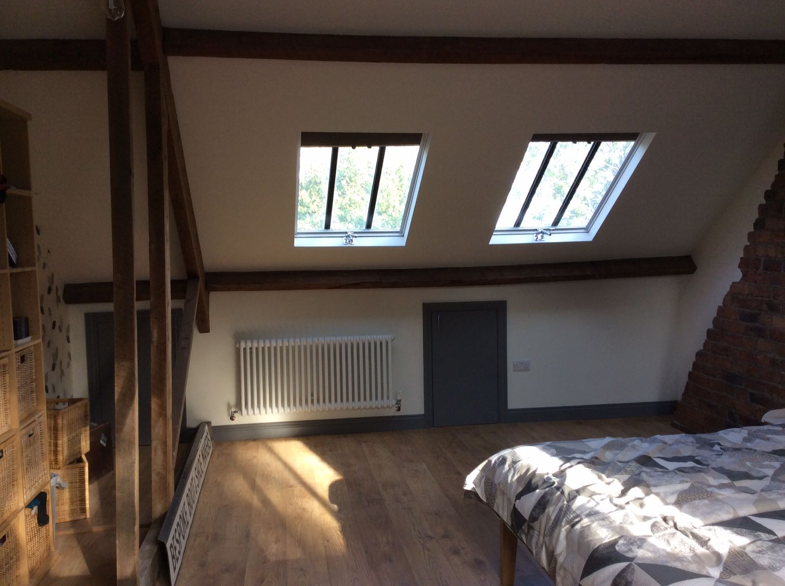 Sheppard Builders Loft Conversion
