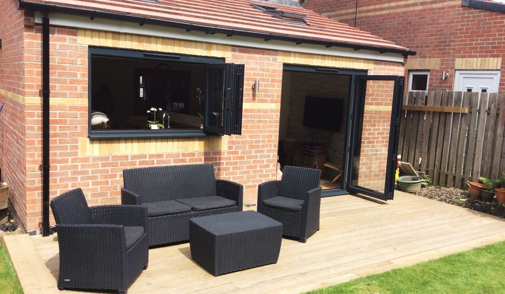 Rotherham Brick Extension